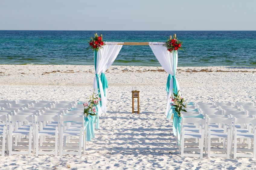 The Top 3 Tips for a Successful Beach Wedding